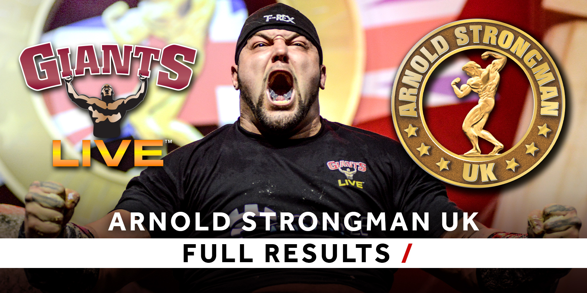 Giants Live Arnold Classic RESULTS