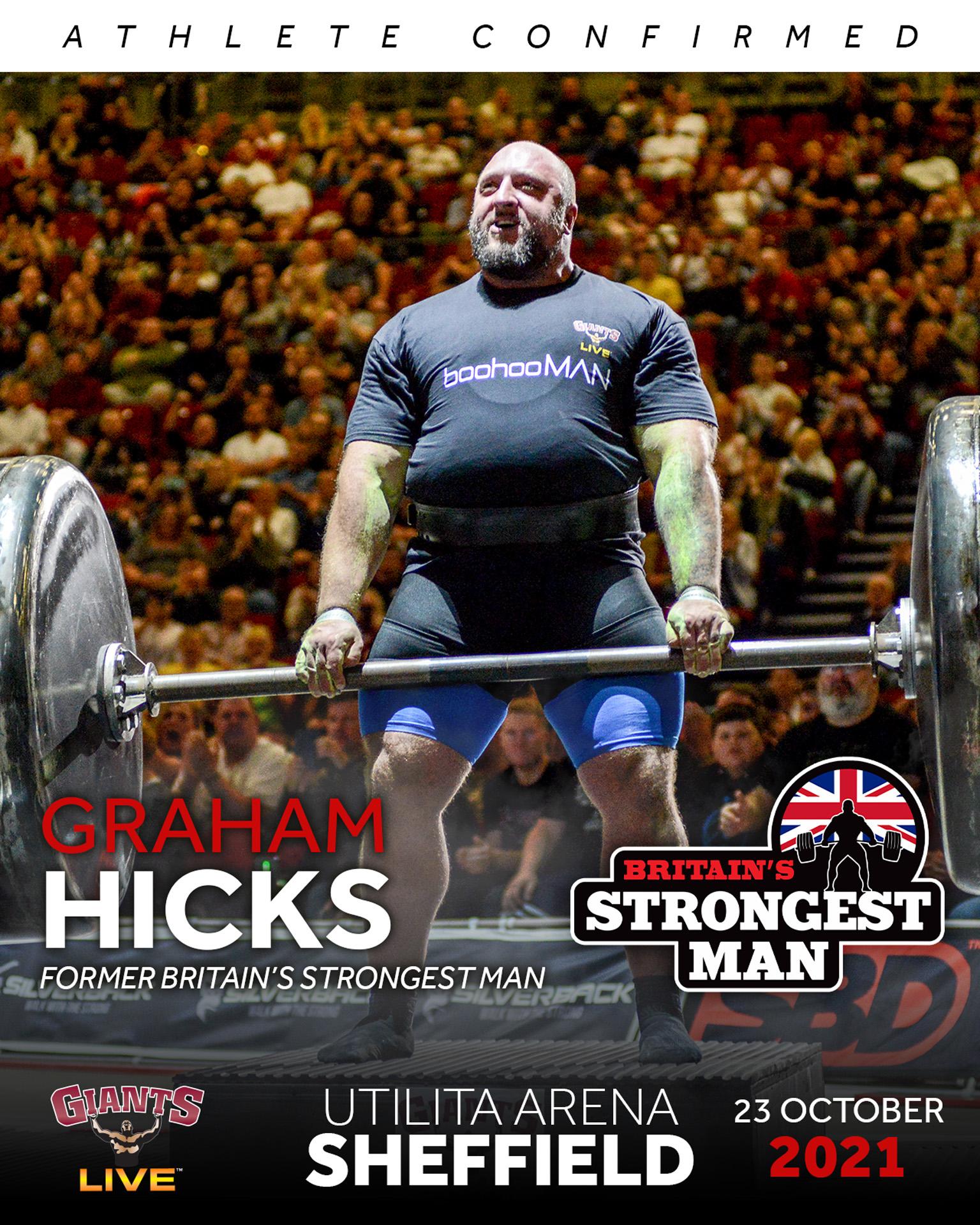 Graham Hicks
