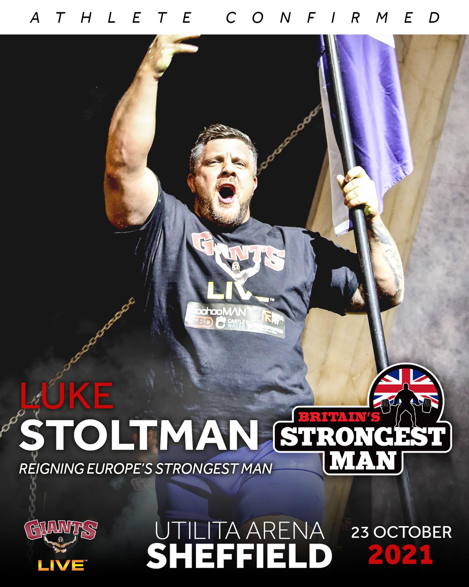 Luke Stoltman