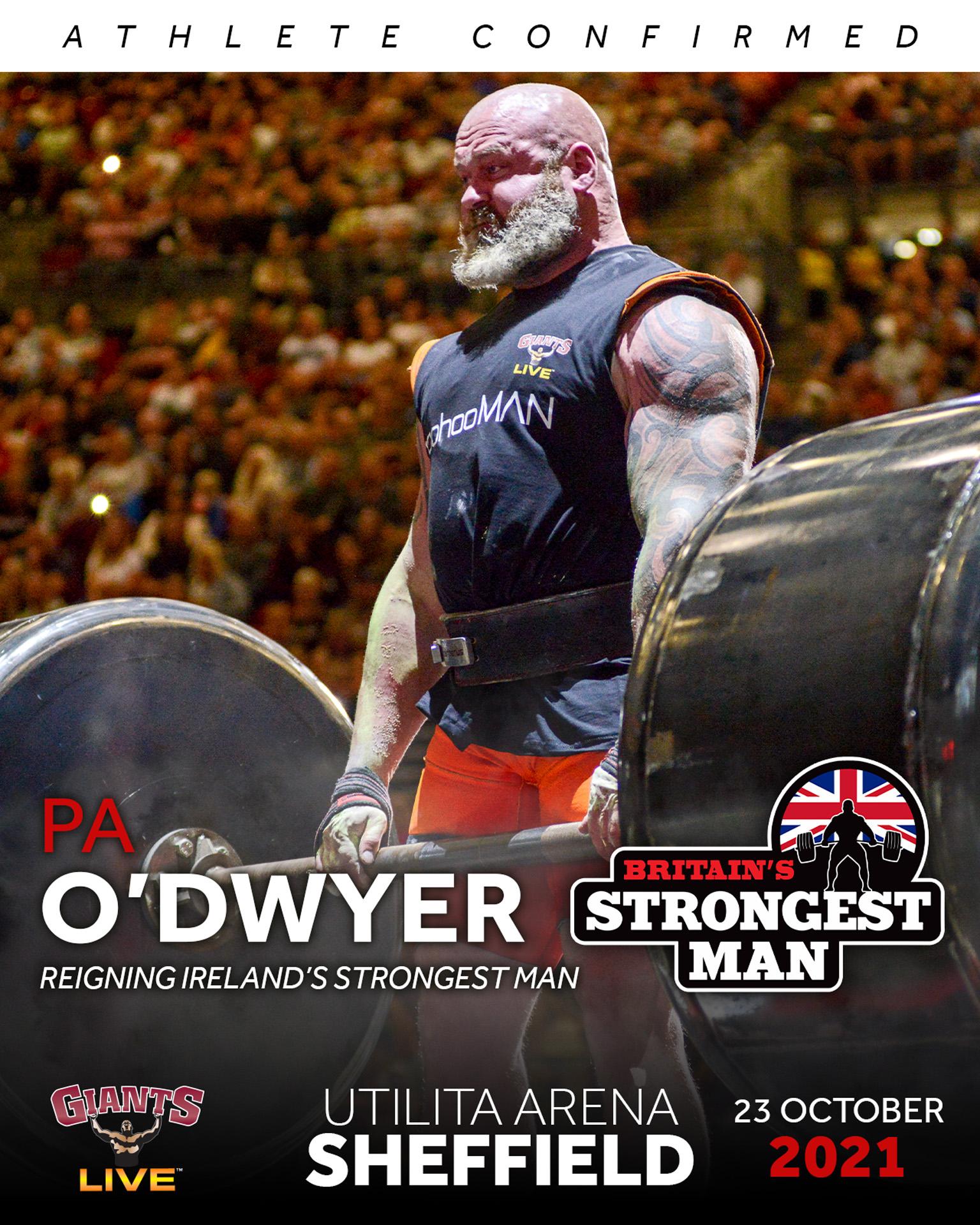 Pa O'Dwyer