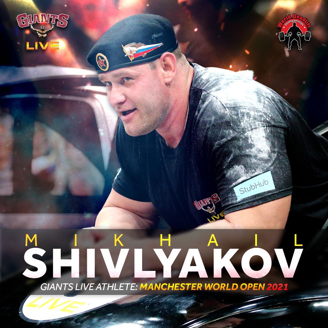 Mikhail Shivlyakov