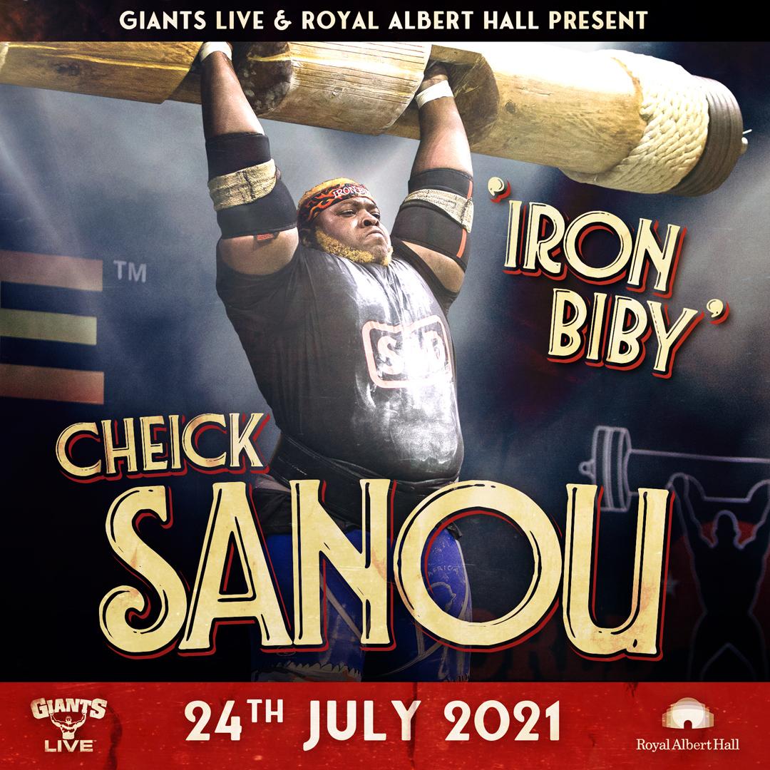 Iron Biby - Africa's Strongest Man