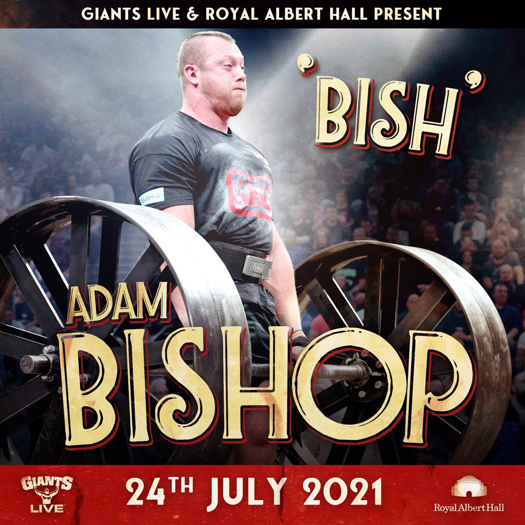 Adam Bishop - Britain's Strongest Man