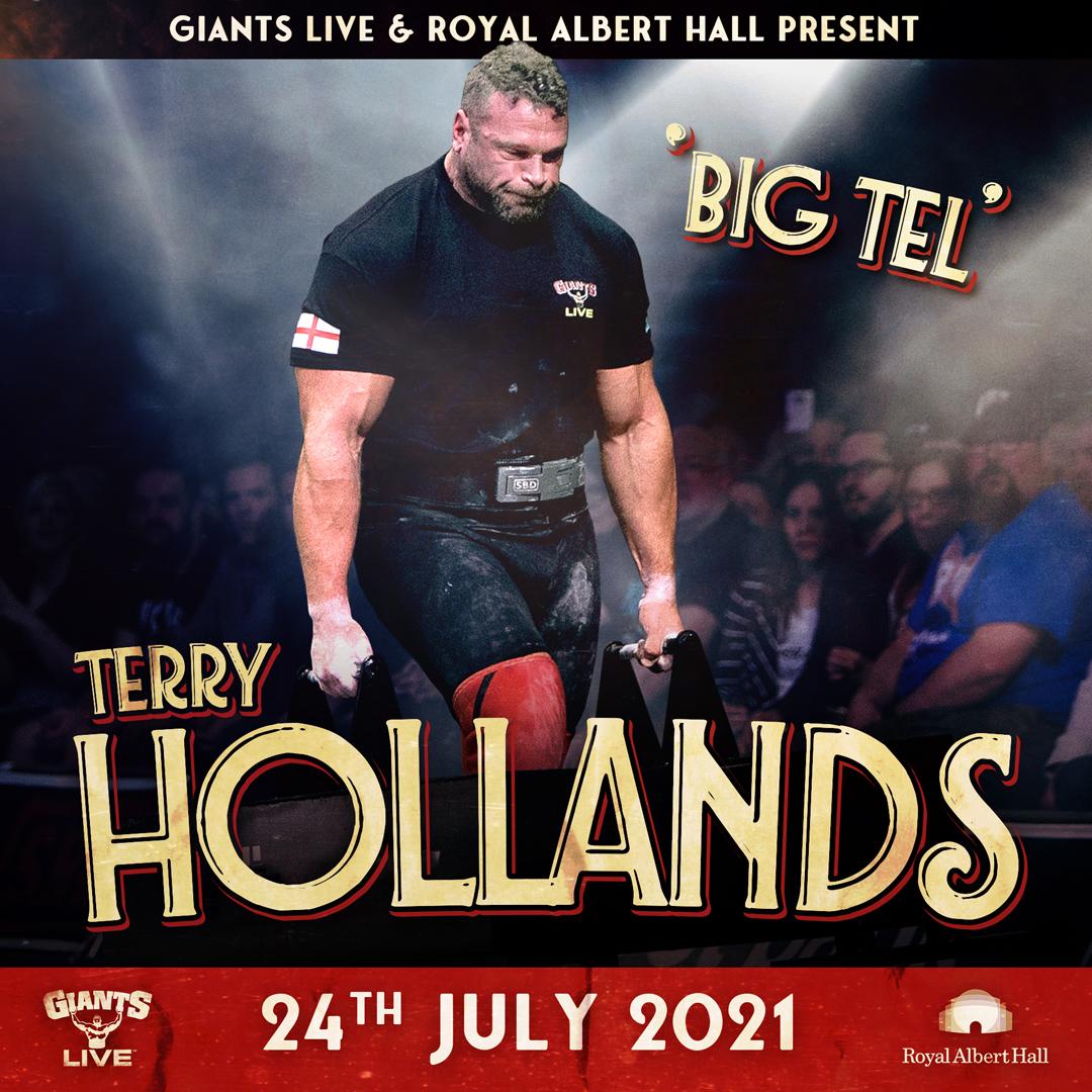 Terry Hollands - BIG TEL