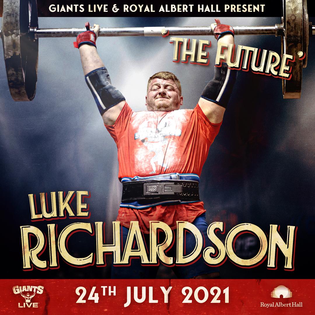 Luke Richardson - Europe's Strongest Man