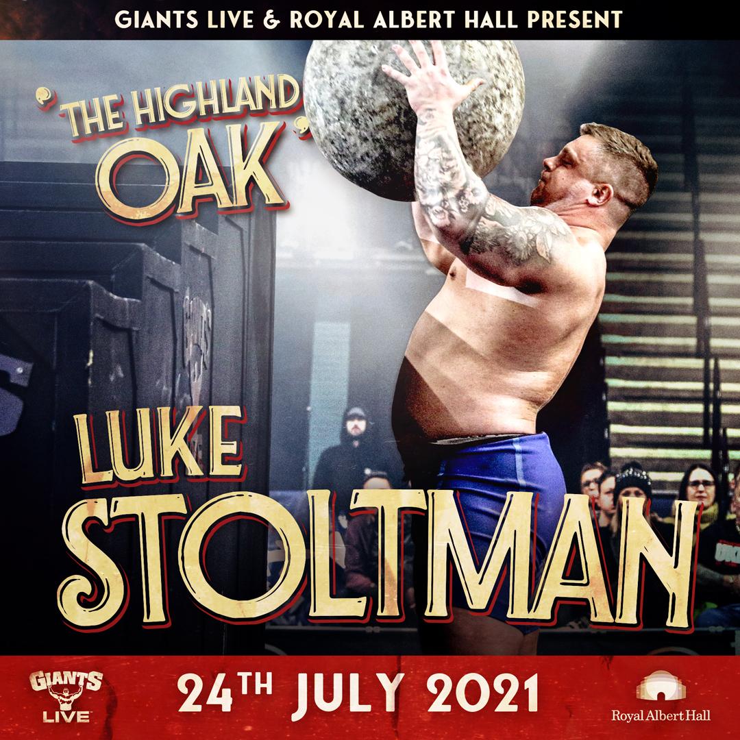 Luke Stoltman - The Highland Oak