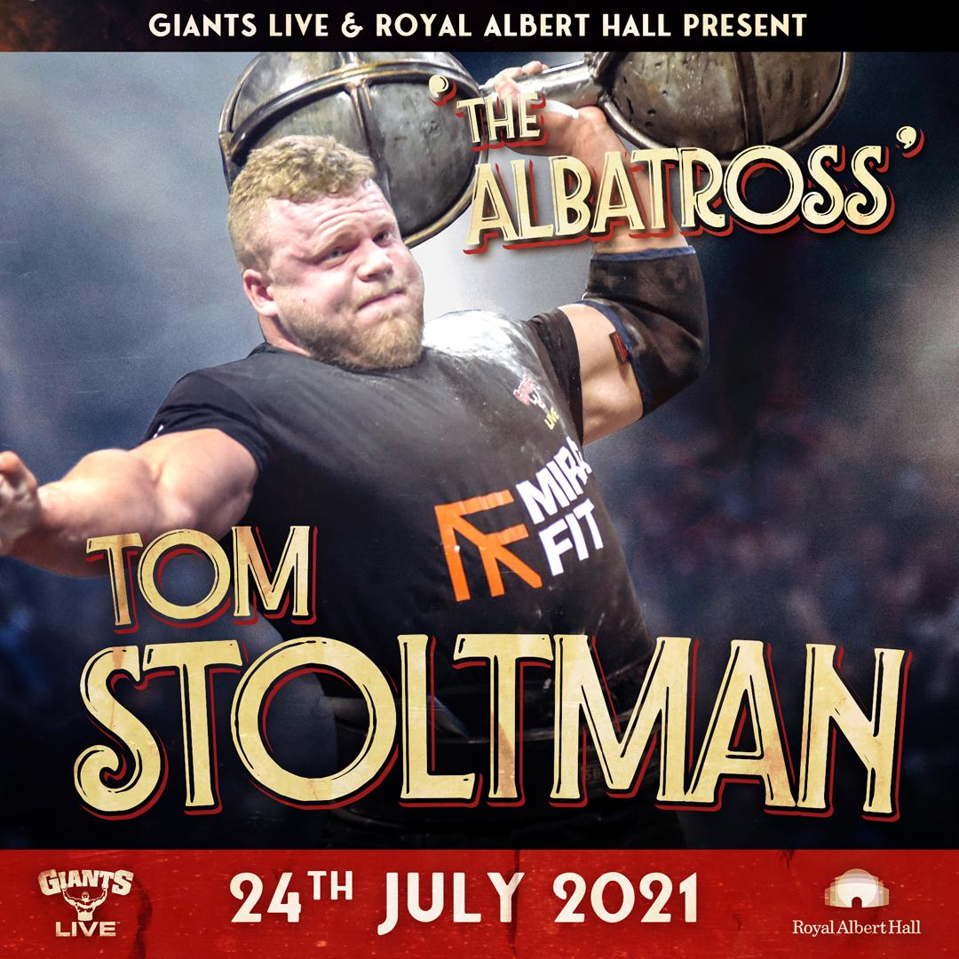 Tom Stoltman - Scotland's Strongest Man