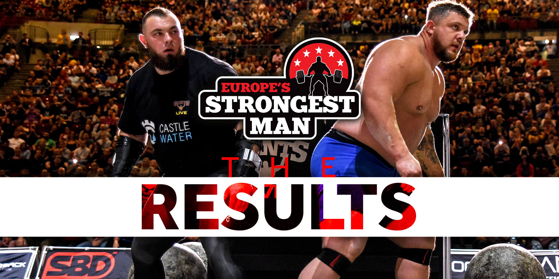 Europe's Strongest Man 2021 THE RESULTS