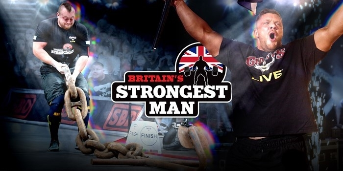 2020: Britain's Strongest Man