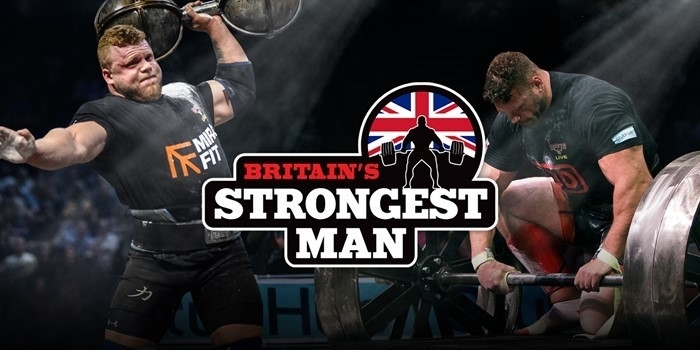 2021: Britain's Strongest Man