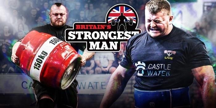 2021: Britain's Strongest Man
