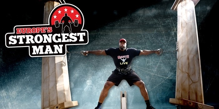 2020: Europe's Strongest Man