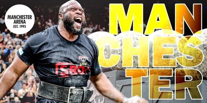 2019: The World's Strongest Man Tour Finals