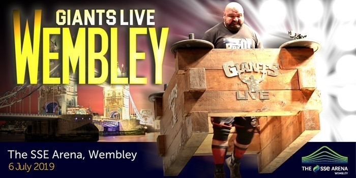 2019: Giants Live Wembley