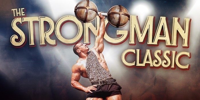 2020: Giants Live & Royal Albert Hall Present: The Strongman Classic