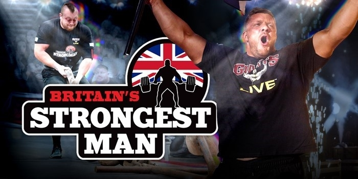 Britain's Strongest Man 2020 Line-up + Preview!