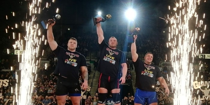 Bish, bash, bosh – Britain's Strongest Man 2020 kicks off a new decade of strength in Sheffield – full results and videos