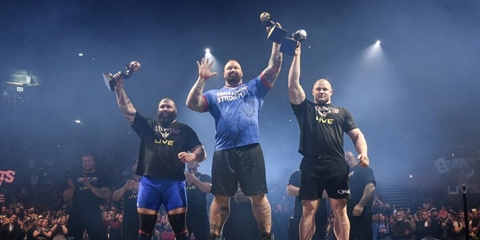 Europe's Strongest Man 2019 results and event round up