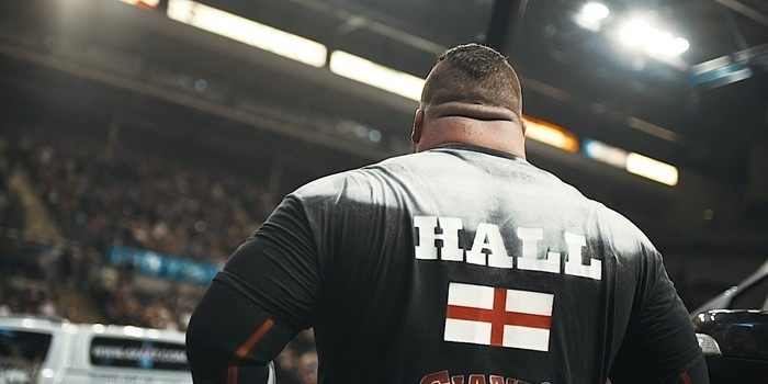 World's Strongest Man, Eddie Hall, secures fifth consecutive Britain's Strongest Man title