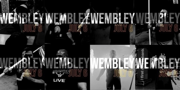 Giants Live Wembley: Athletes Announced!