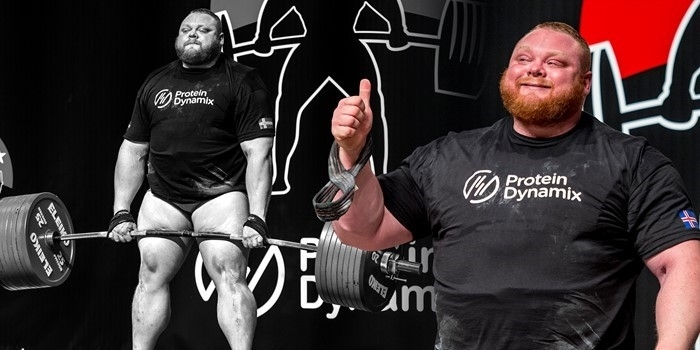 Can Benni Magnusson reclaim the deadlift world record?