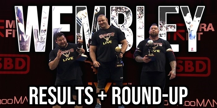 Giants Live Wembley 2019 – full results and show round up