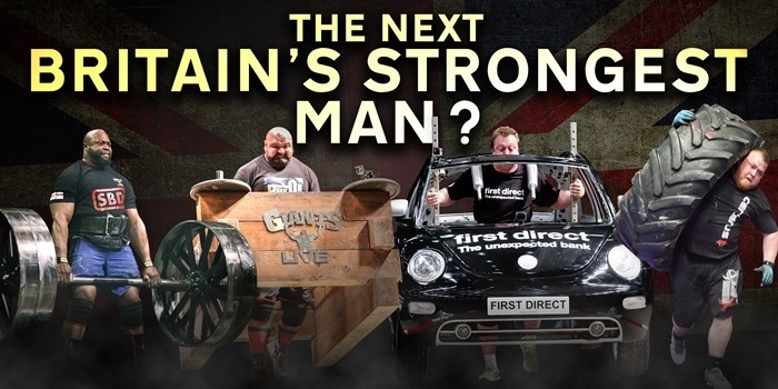 Who will be Britain's Strongest Man 2019? Athlete round-up