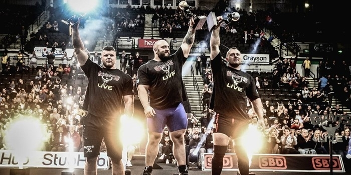 A New Britain's Strongest Man is Crowned – Britain's Strongest Man 2019 Results