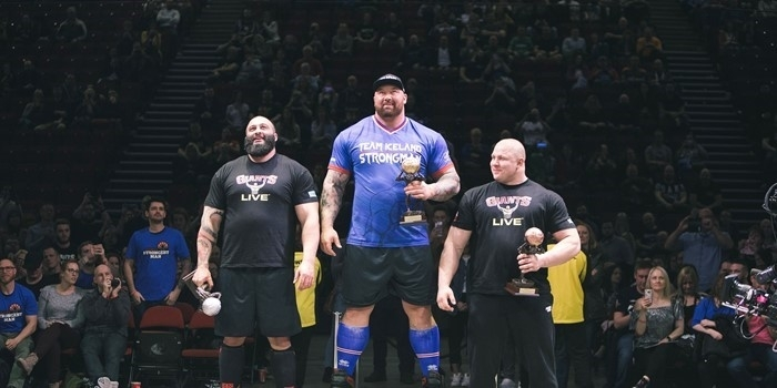 Strongman Records Smashed at Europe's Strongest Man 2018