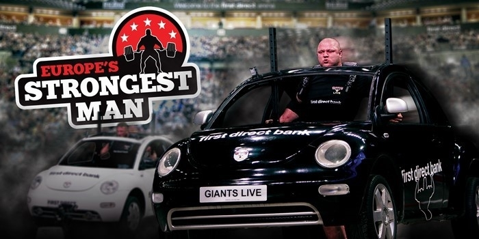 Europe's Strongest Man 2019 – tour date announced!